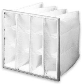 Filters for dust collection Steel Frame Bag-Filters Synsafe
