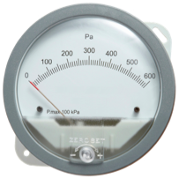 AEROFILTRI instruments for painting systems - Differential Pressure Gauge DPG
