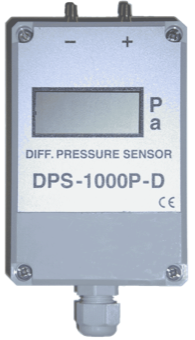 AEROFILTRI instruments for painting systems - Differential Pressure Transduce DPS-1000P-D