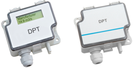 AEROFILTRI instruments for painting systems - Differential Pressure Transducer DPT