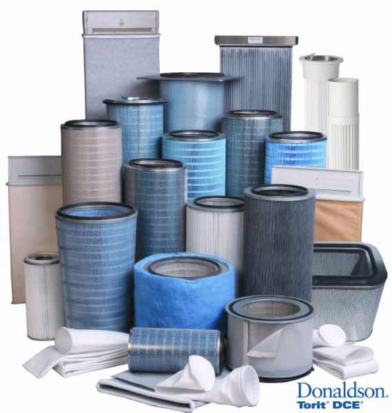 Donaldson© Filter Cartridges