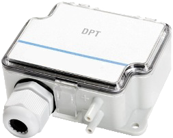 AEROFILTRI instruments for painting systems - Differential Pressure Transmitter with MODBUS Interface DPT-MOD (-IN)